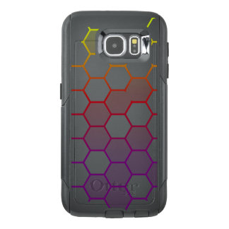 Color Hex with Grey OtterBox Samsung Galaxy S6 Case