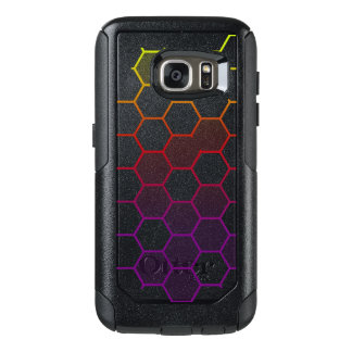 Color Hex with Grey OtterBox Samsung Galaxy S7 Case