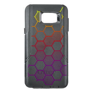 Color Hex with Grey OtterBox Samsung Note 5 Case