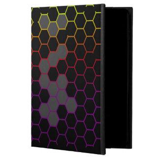 Color Hex with Grey Powis iPad Air 2 Case