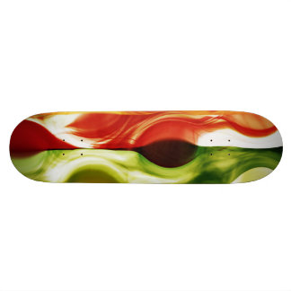 color in motion #1 skatebord skate deck