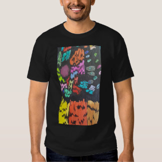 Color in the dark t shirt