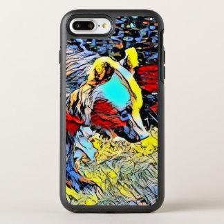 Color Kick - Baer OtterBox Symmetry iPhone 8 Plus/7 Plus Case