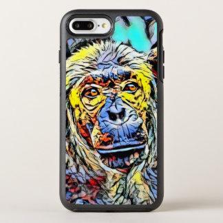 Color Kick - Chimp OtterBox Symmetry iPhone 8 Plus/7 Plus Case