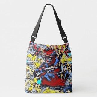 Color Kick - Gorilla Baby Crossbody Bag