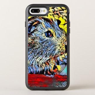 Color Kick - Guinea pig OtterBox Symmetry iPhone 8 Plus/7 Plus Case