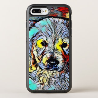 Color Kick - Puppy OtterBox Symmetry iPhone 8 Plus/7 Plus Case