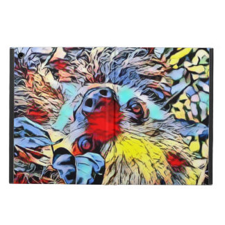 Color Kick - Sloth II iPad Air Cover