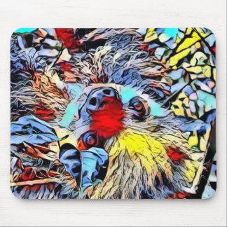 Color Kick - Sloth II Mouse Pad