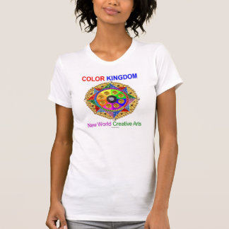 COLOR KINGDOM New World Creative Arts T-Shirt