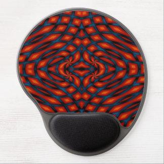 Color Knots Gel Mouse Pad