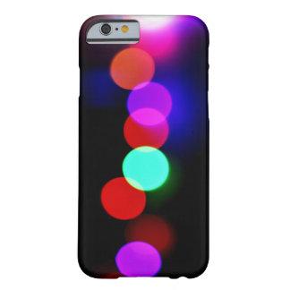 Color lights phone case