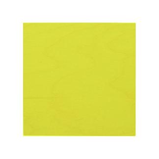 color luis lemon wood wall art