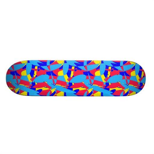 Color Madness Skateboard