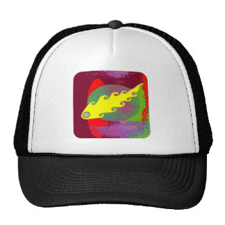 Color Mania : Inflamed in Romance Trucker Hat
