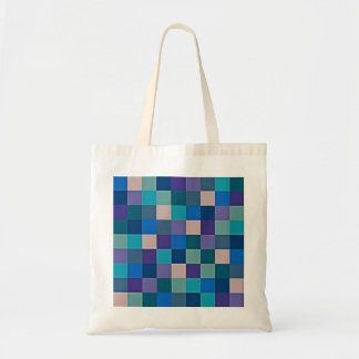 Color Map on Budget Tote Bag