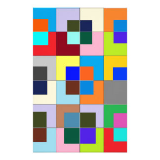 COLOR Maze  : Happy Graphics Personalized Stationery