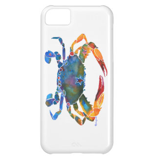 Color Me Crab E iPhone 5C Case