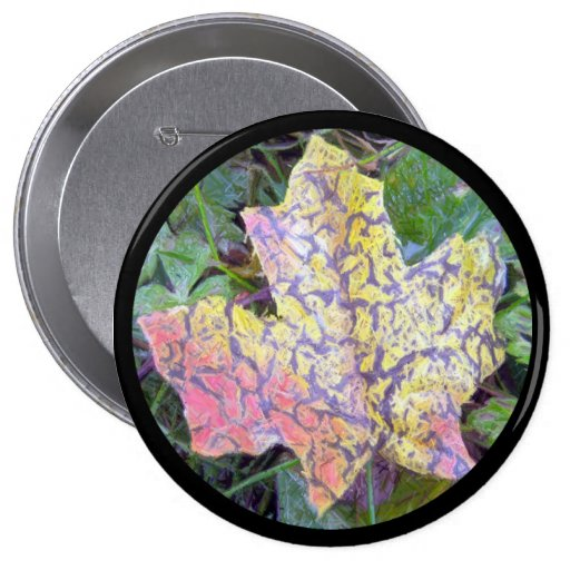 Color Me Fall Button