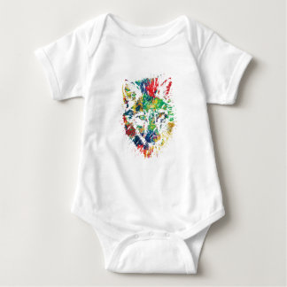 color me foxy fox appeal baby bodysuit