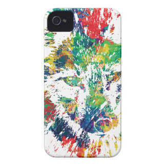 color me foxy fox appeal iPhone 4 covers