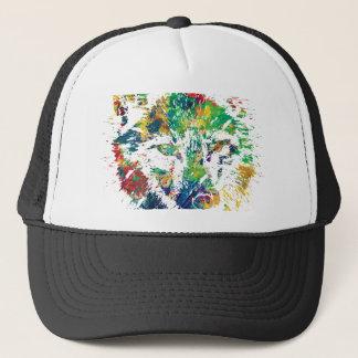 color me foxy fox appeal trucker hat