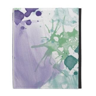 Color Me Happy iPad Folio Case