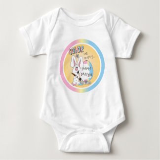 Color Me Happy Easter Bunny T-shirts