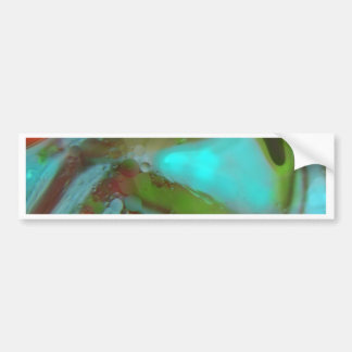 Color Me Tropic Bumper Sticker