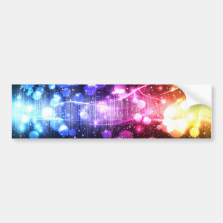 COLOR MUFFIN BUMPER STICKER