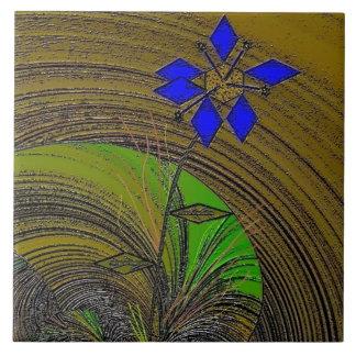 """Color My World"" Ceramic Photo Tile"