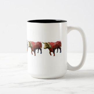 """""""Color Ox"""" 15 oz mug"""