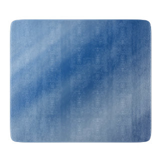 color pattern 3 cutting boards