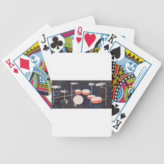Color Percussion Bicycle Playing Cards