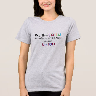 color Perfect Union T-Shirt