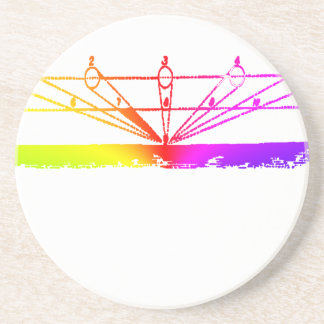 Color Perspective, Zetetic Astronomy by Parallax Coaster