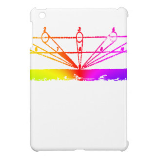 Color Perspective, Zetetic Astronomy by Parallax iPad Mini Case