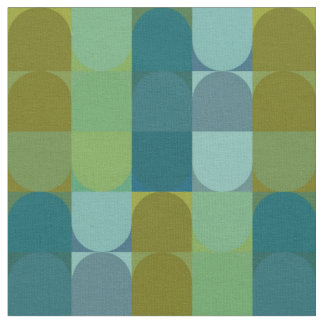 Color Pills Pattern Fabric