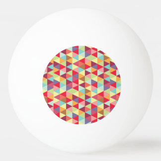 color pop ping pong ball