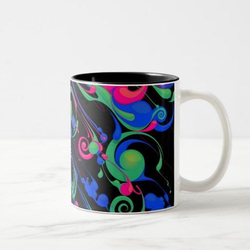Color Rain 2 Mug