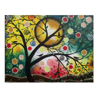 Color Revolution By Lori Everett Postcard