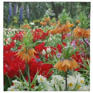 Color Riot Flower Napkins