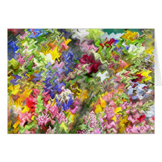 Color Riot Greeting and Note Card