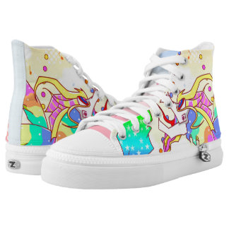 Color-Royale High Tops