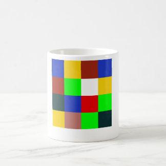 Color scheme from Bauhaus Coffee Mug
