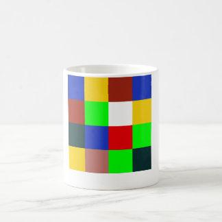 Color scheme from Bauhaus Coffee Mugs