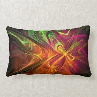 Color Smoke Lumbar Cushion