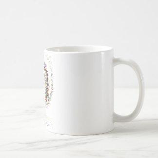 Color Spiral Combo Mug