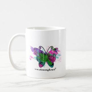 Color Spirit Animal Butterfly Mug | Transformation