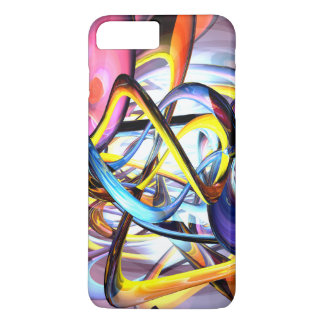 Color Splash Abstract iPhone 7 Plus Case